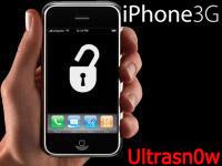 Ultrasn0w, aplicación para liberar el Iphone 3G con el firmware 3.0