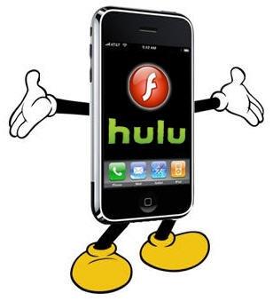 ¿Por qué el Iphone no soporta Flash?