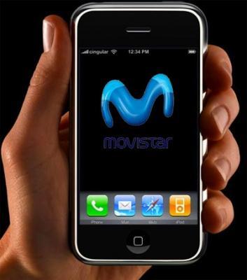Telefónica venderá el iphone 3G a partir del 17 de Diciembre con tarjetas SIM de prepago