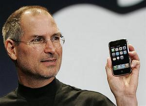 Steve Jobs deja temportalmente la dirección de la empresa