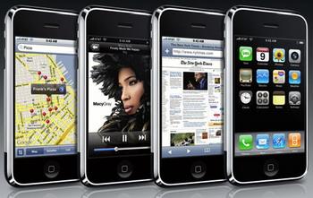 El iphone podría dominar el mercado de la telefonía móvil en el 2013