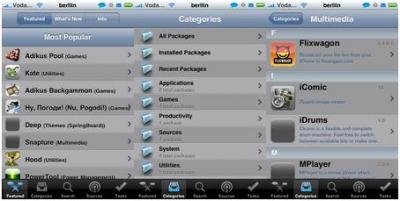 Installer 4.0. Nueva actualización más estable para el iPhone
