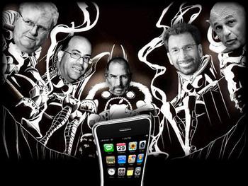 Tras 6 años, Steve Jobs ha sido el hombre más visionario para lanzar los productos de Apple