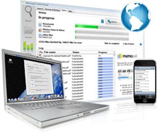 Memopal. Copia de seguridad y almacenamiento en línea para el iPhone