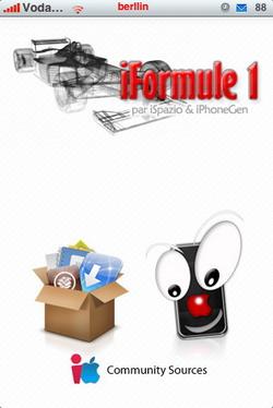 iFormule 1 - Aplicación informativa del Mundial de Formula 1 para el iPhone