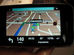 Sygic, posible GPS para el Iphone
