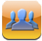 ContactFlow, visualiza los contactos del iPhone al estilo CoverFlow