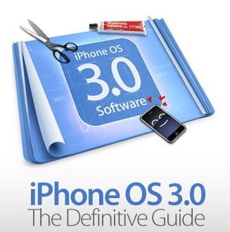 Guía completa del firmware 3.0 para el iPhone / iPod Touch