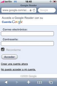 Google Reader0002 por ti.