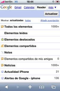 Google Reader0003 por ti.
