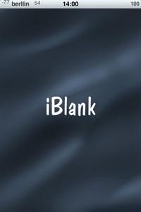 iBlank0001 por ti.