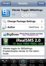 Vibrate Toggle SBSettings1 por ti.