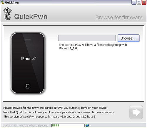 QuickPwn3 beta3_5 por ti.