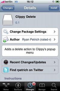 Clippy Delete 0.1 por ti.